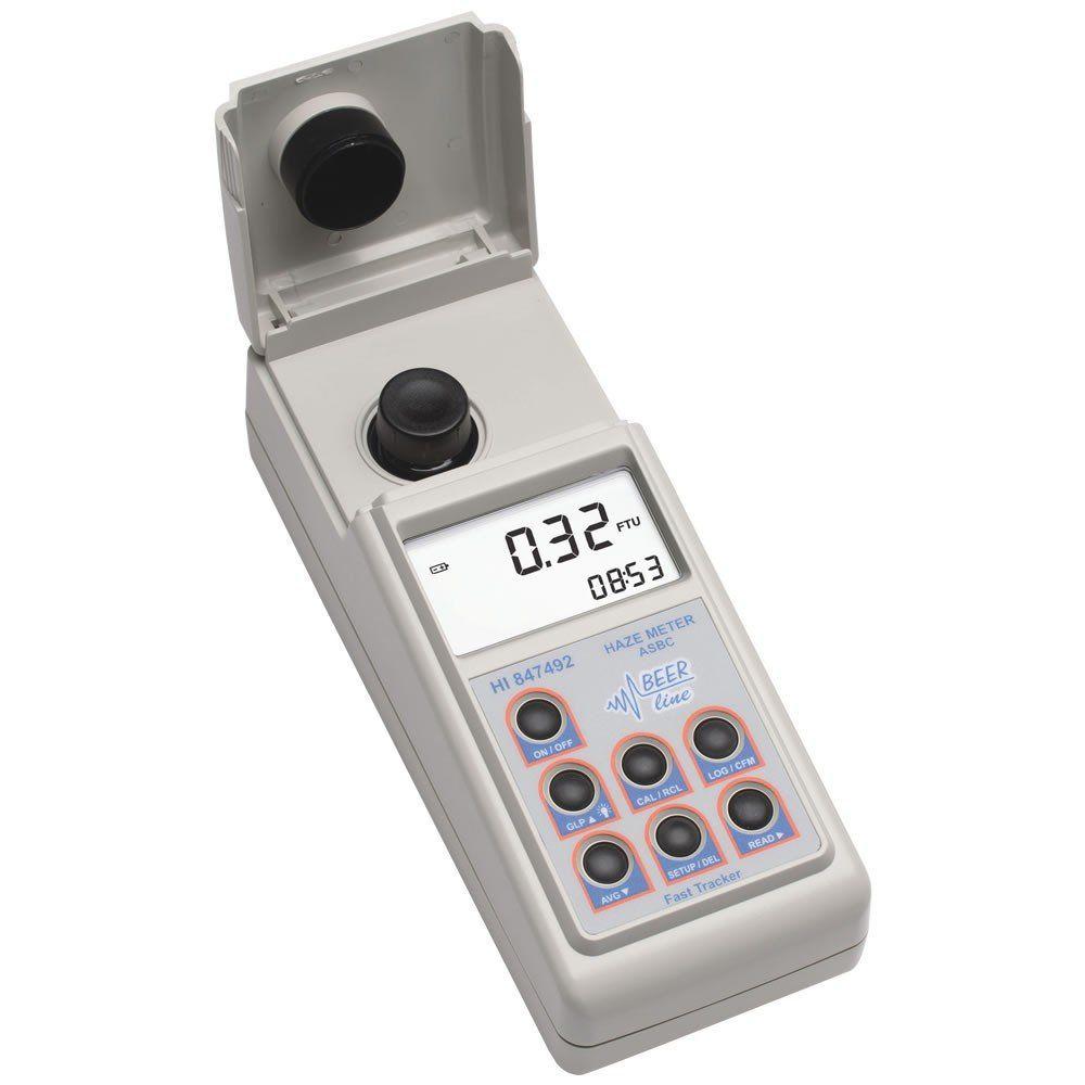 Medidor de Opacidade de Cerveja (Padrão ASBC) 220V Ref. HI 847492-02