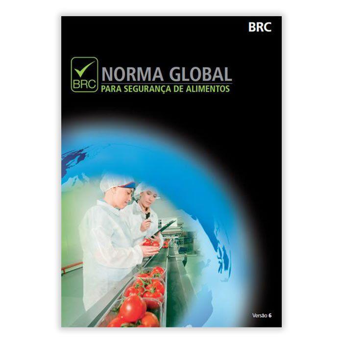 Livro - Norma Global para Segurança de Alimentos - Versão 6