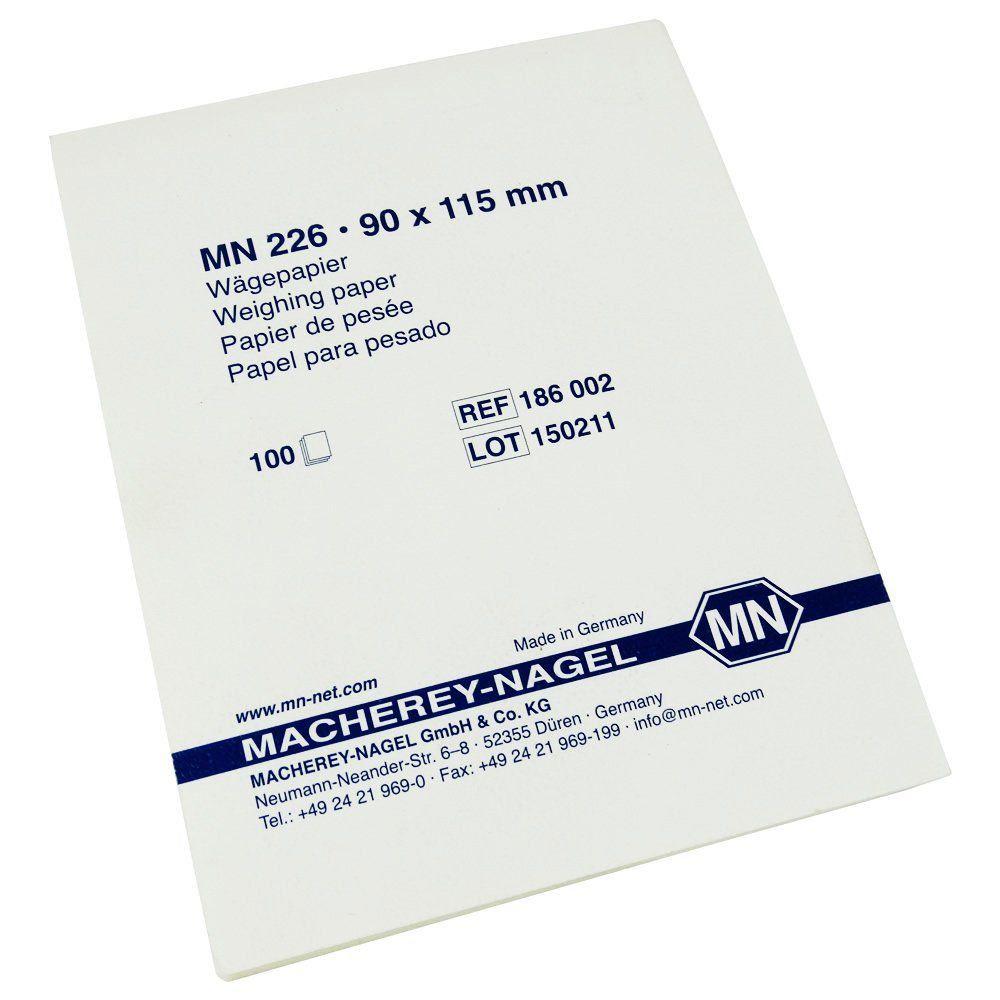 Papel para Pesagem 9x11,5cm MN 226 Ref. 186002