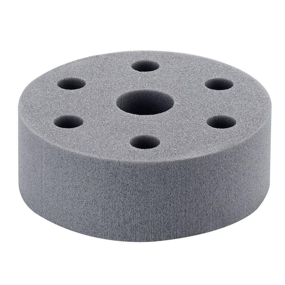 Plataforma para 6 Tubos de 12mm MS 1.32 Ref.L001850