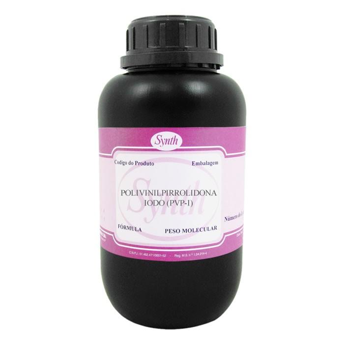 Polivinilpirrolidona - Iodo (PVP-I) - Embalagem 1000g