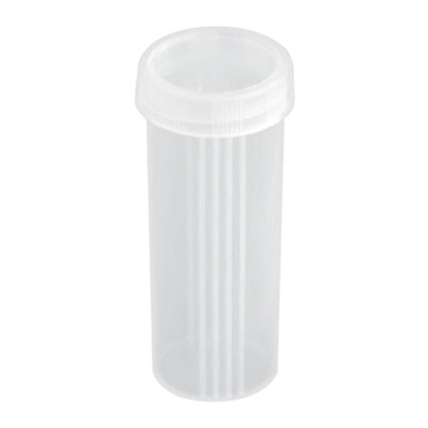 Porta Lâmina Tipo Frasco Capacidade para até 3 Lâminas - Caixa com 500 unidades