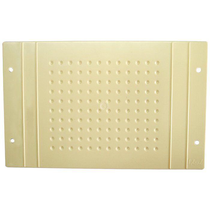 Protetor de Base 120 Furos para Encapsuladora Color Plus Amarela