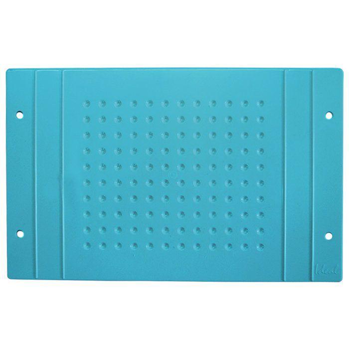 Protetor de Base 120 Furos para Encapsuladora Color Plus Azul