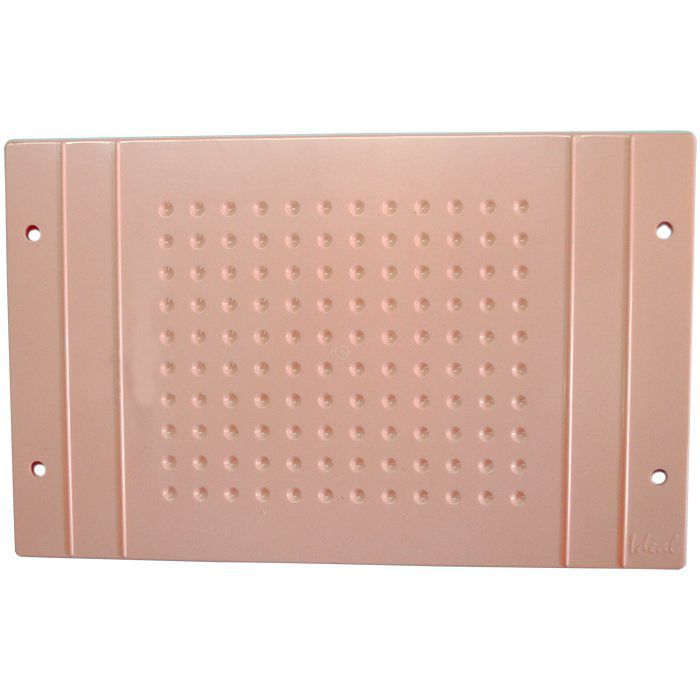 Protetor de Base 120 Furos para Encapsuladora Color Plus Rosa