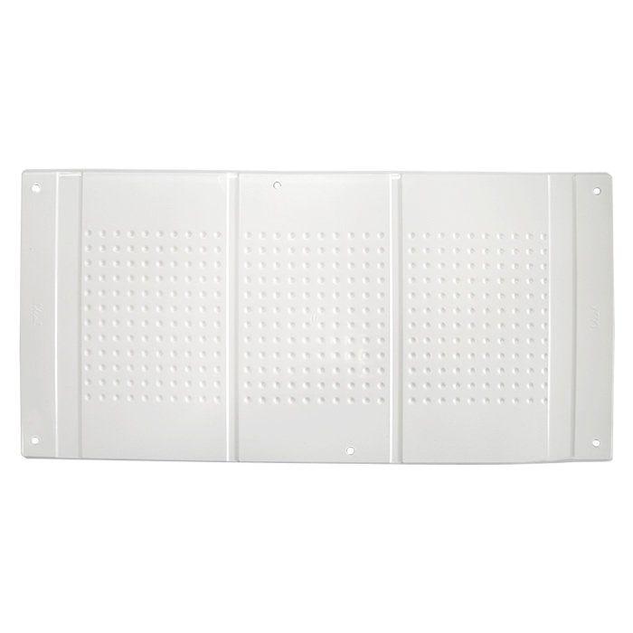 Protetor de Base 360 Furos para Encapsuladora Color Plus Branca