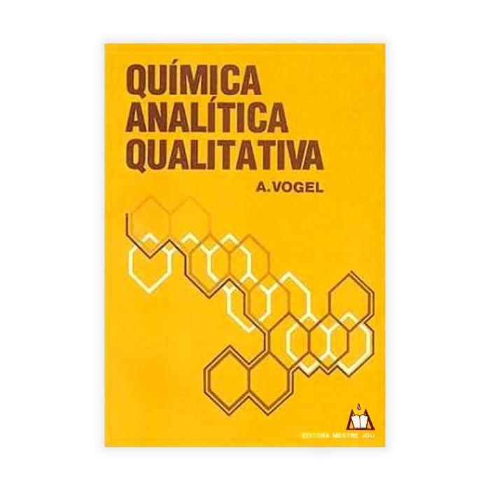 Livro - Química Analítica Qualitativa 5ª Edição
