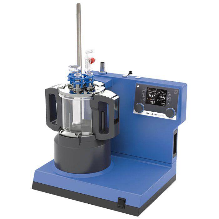 Reator laboratório LR 1000 CONTROL package 500/100ml 230V