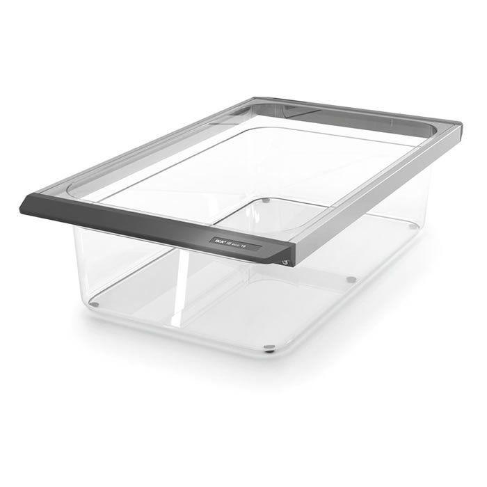 Recipiente / Banho Plástico 18 Litros até 100ºC Ref. IB ECO 18