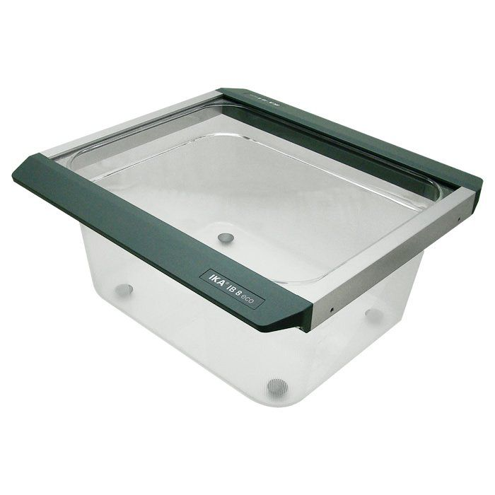 Recipiente / Banho Plástico 8 Litros até 100ºC Ref. IB ECO 8