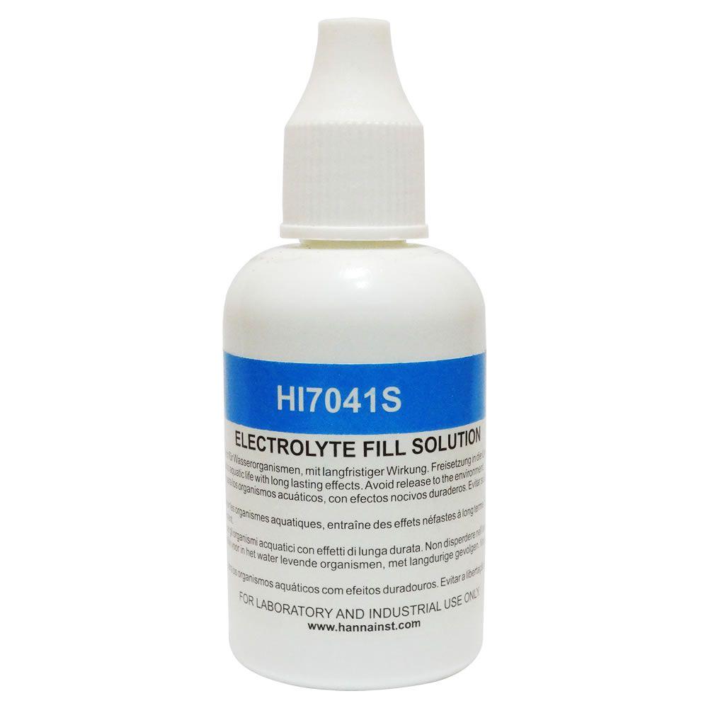 Solução Eletrolítica para Sonda de Oxigênio Dissolvido Ref. HI7041S