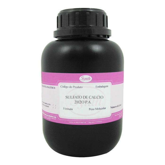 Sulfato de Cálcio 2H2O P.A.