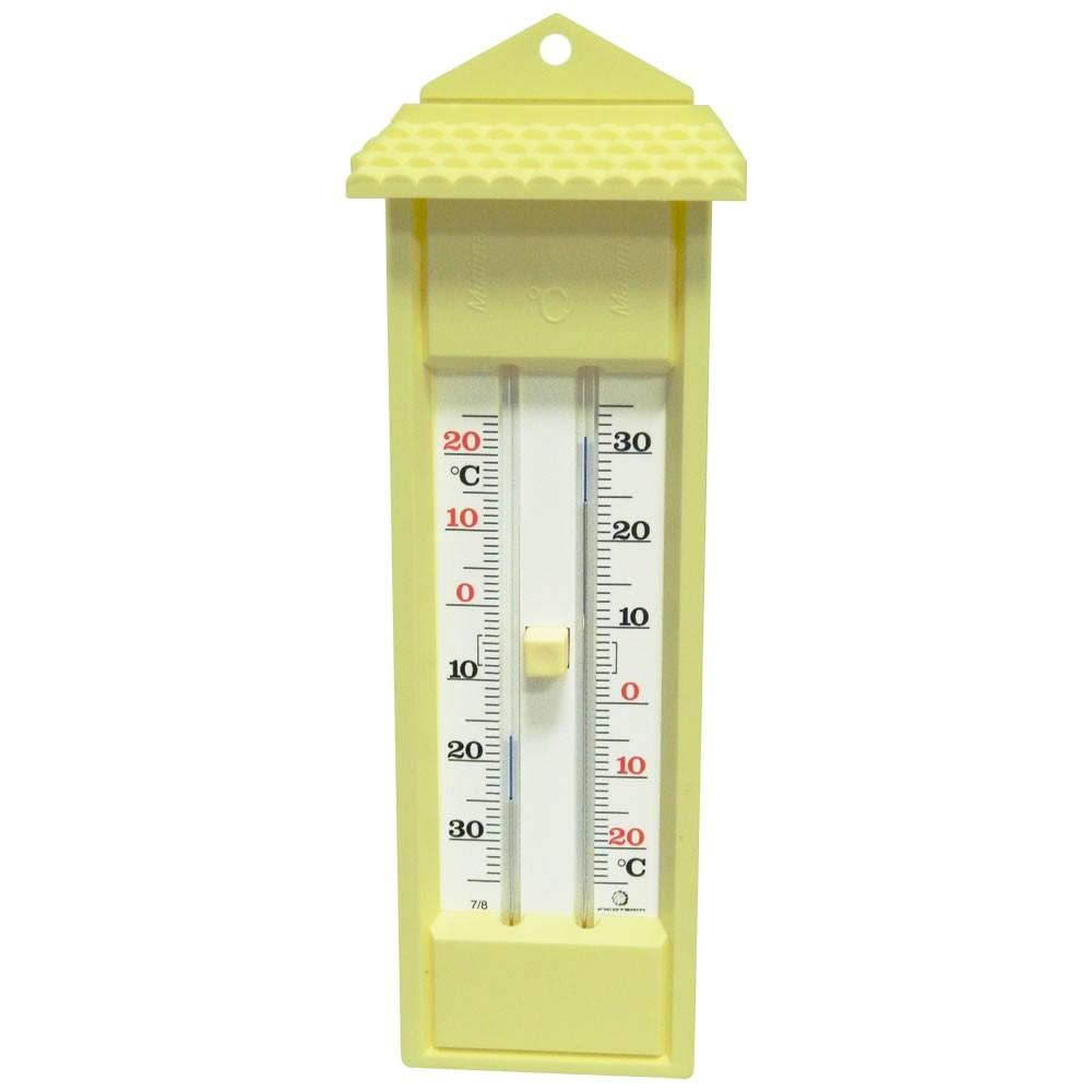 Termômetro Analógico de Máxima e Mínima Tipo Capela -25+35ºC