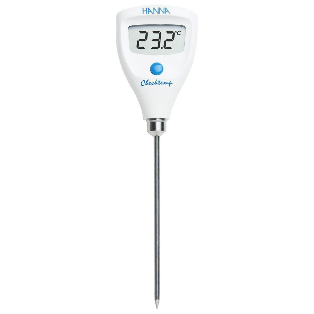 Termômetro Digital Eletrônico Tipo Espeto Checktemp Ref. HI 98501