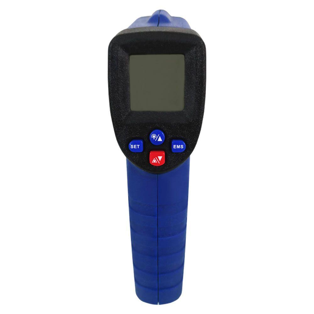 Termômetro Infravermelho Mira Laser -50+550ºC (Pirômetro) Ref.ST-620