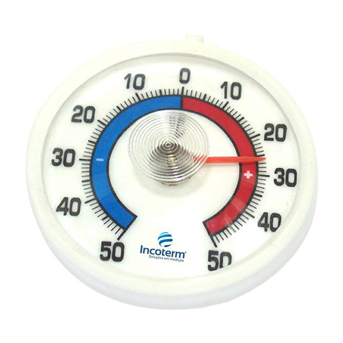 Termômetro para Refrigeração -50+50ºC Ref. 5121.02.1.00