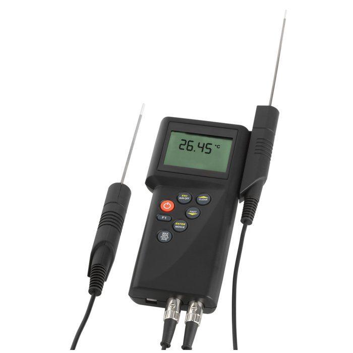Termômetro Tipo Espeto (Alta Precisão) sem Sonda -200+850ºC P755