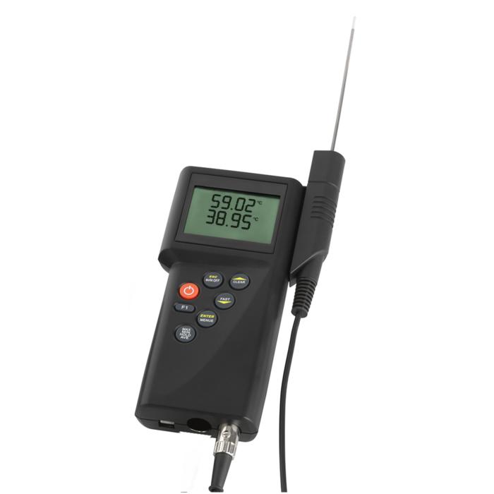 Termômetro Tipo Espeto (Alta Precisão) sem Sonda -200+850ºC P755 LOG