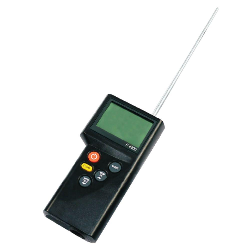 Termômetro Tipo Espeto Digital de Precisão sem Sonda -200+1370ºC P4010