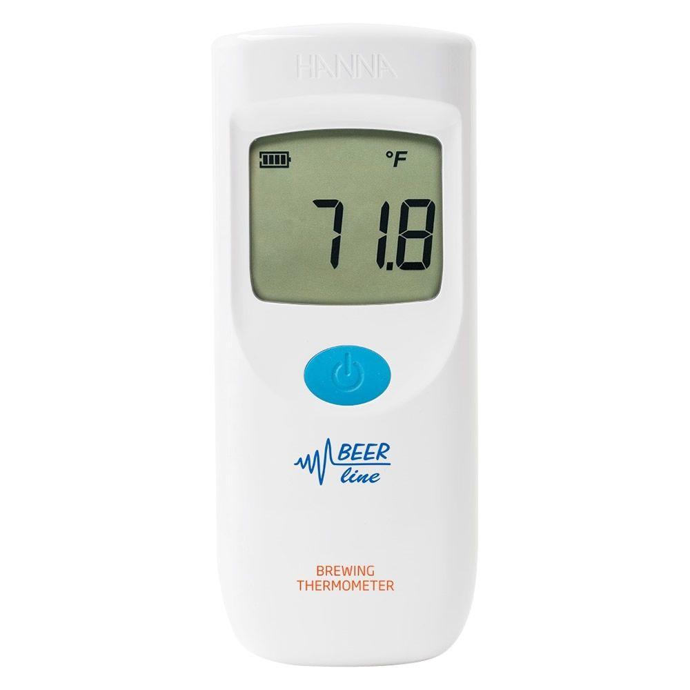 Termômetro Tipo Espeto para Cerveja com Sonda de 1 metro -20 +120°C Ref. HI 935012