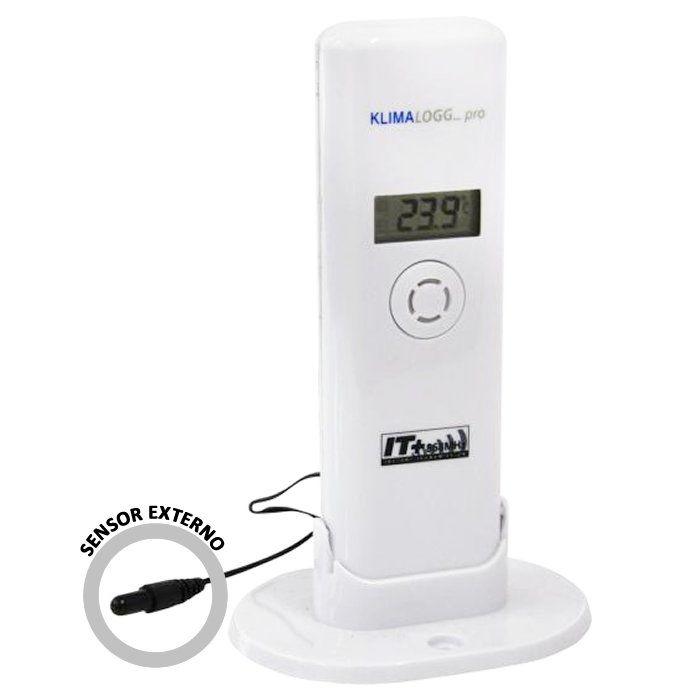 Transmissor de Temperatura c/ Sensor Externo para KlimaLogg Pro -40+60ºC  Ref. 30.3181