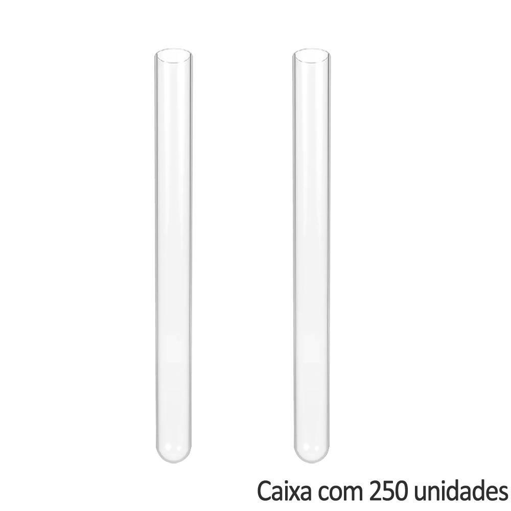 Tubo de Vidro Borossilicato 11mL 12x120mm