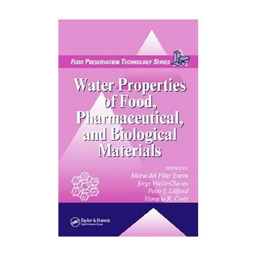 Livro - Water Properties Of Food, Pharmaceutical, and Biological Material