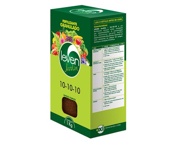Fertilizante Granulado - 10-10-10