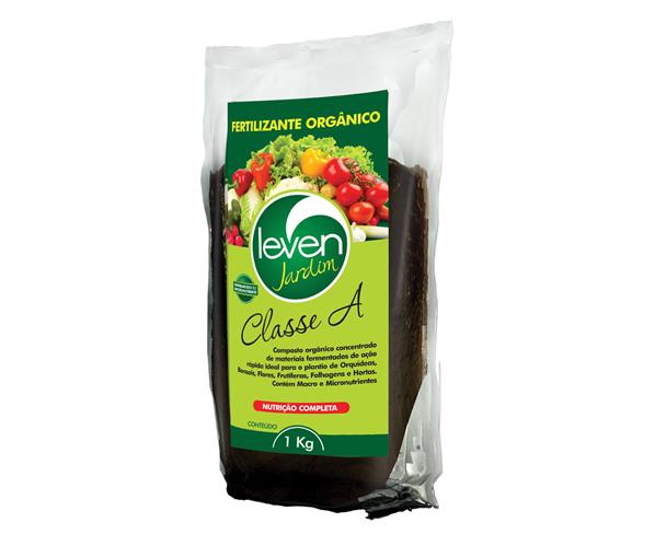 Fertilizante Orgânico - Composto Classe A