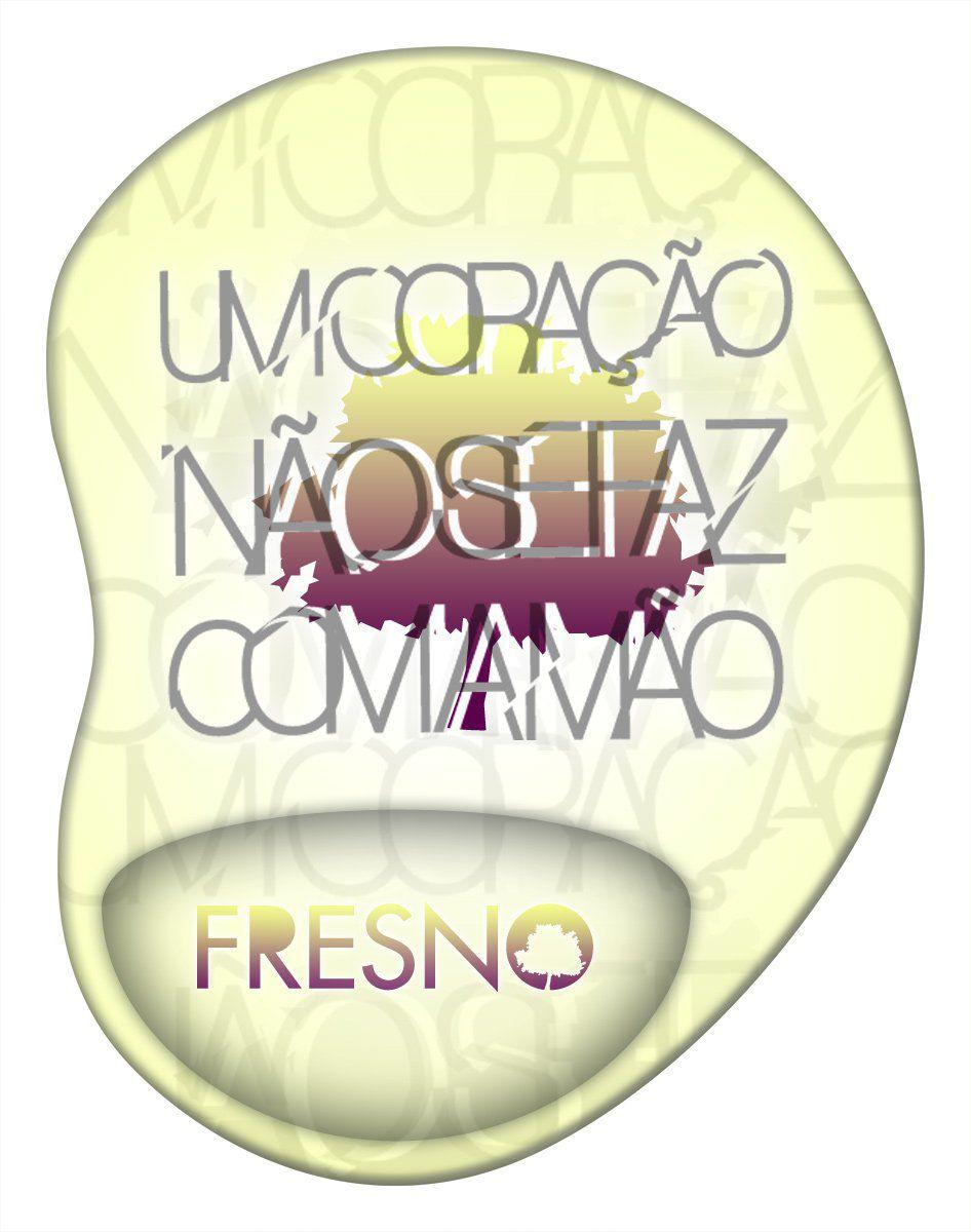 Mousepad Fresno - Coração