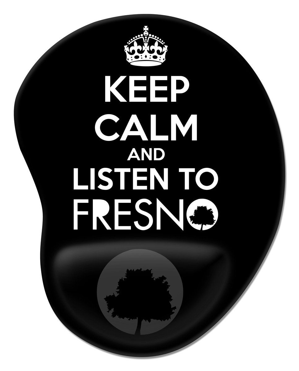 Mousepad Fresno - Keep Calm
