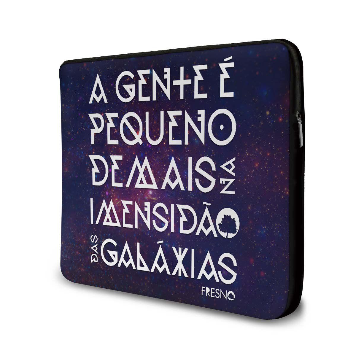 Capa Para Notebook Fresno - Galáxias