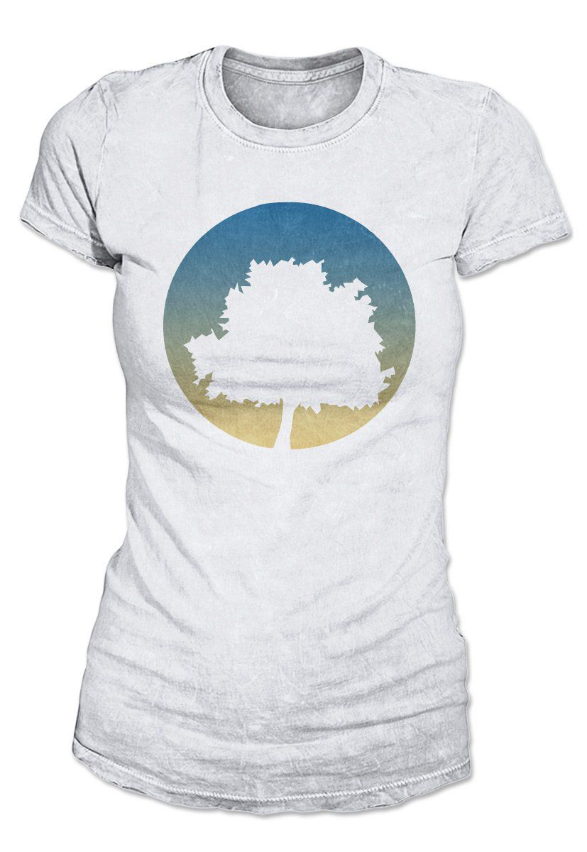 Camiseta Feminina Fresno - Árvore Branca