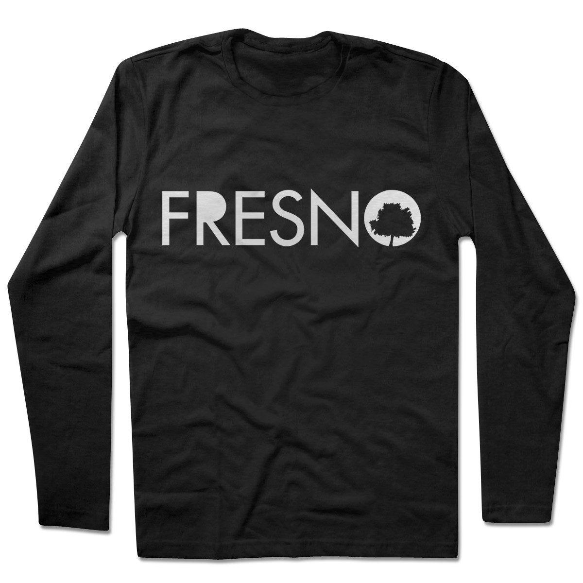 Camiseta Manga Longa Fresno - Logo