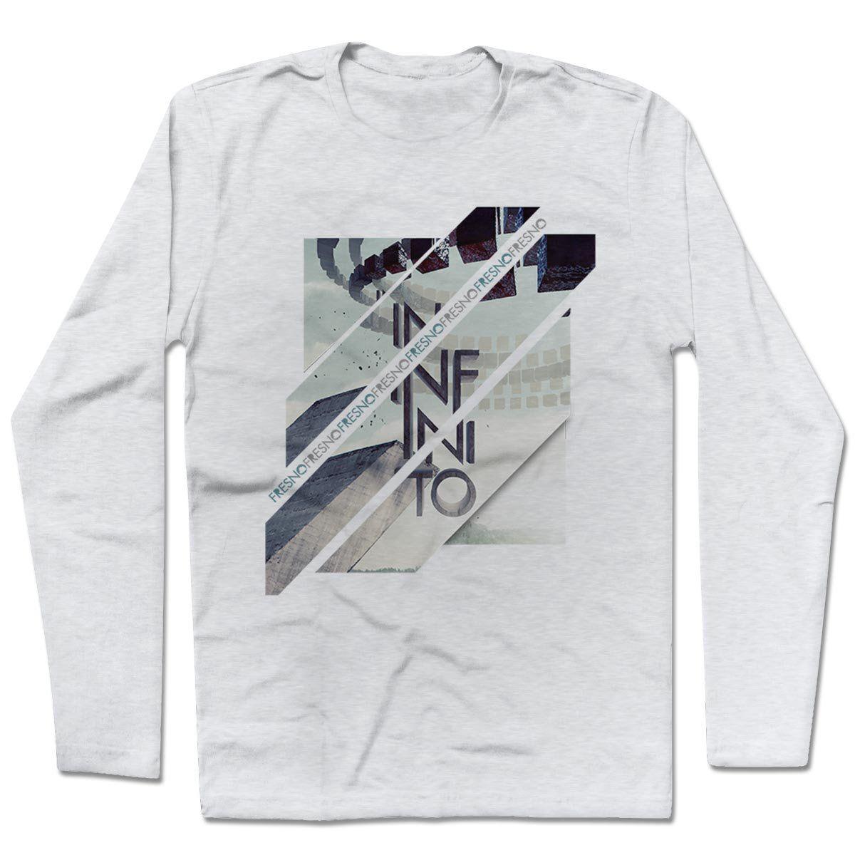 Camiseta Manga Longa Fresno - Infinito