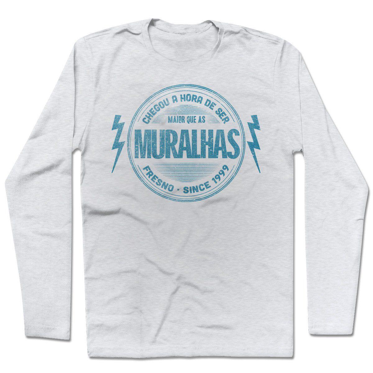 Camiseta Manga Longa Fresno - Since 1999