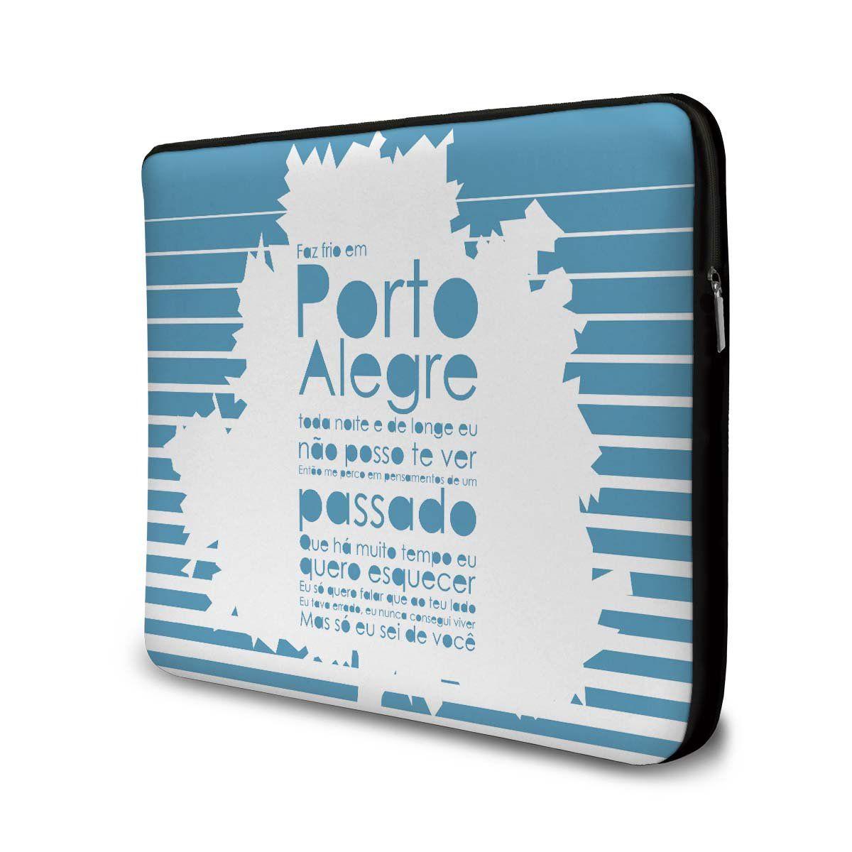 Capa Para Notebook Fresno - Porto Alegre