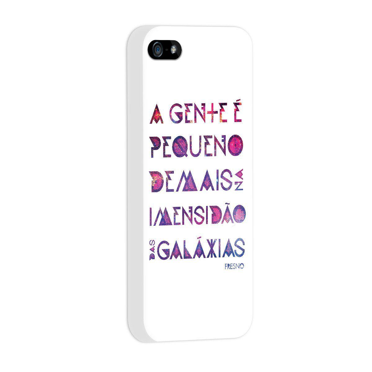 Capa de iPhone 5/5S Fresno - Galáxias