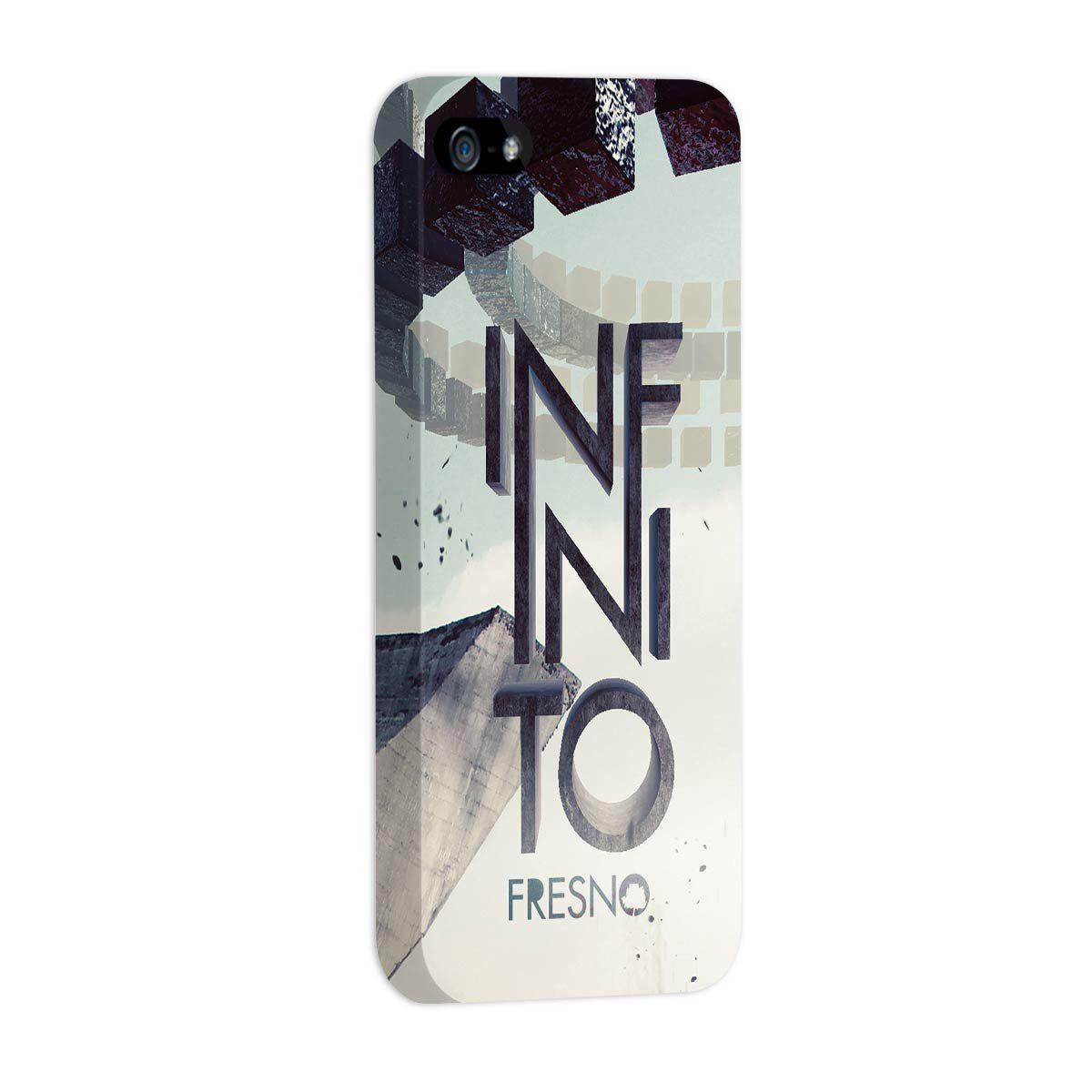 Capa de iPhone 5/5S Fresno - Infinito