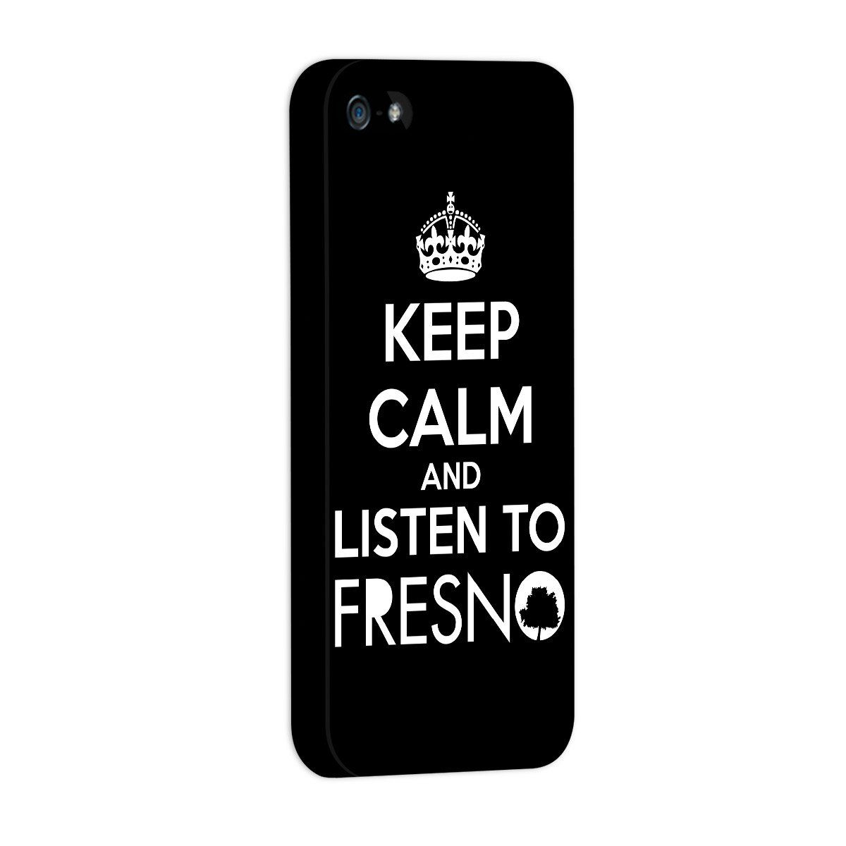 Capa de iPhone 5/5S Fresno - Keep Calm