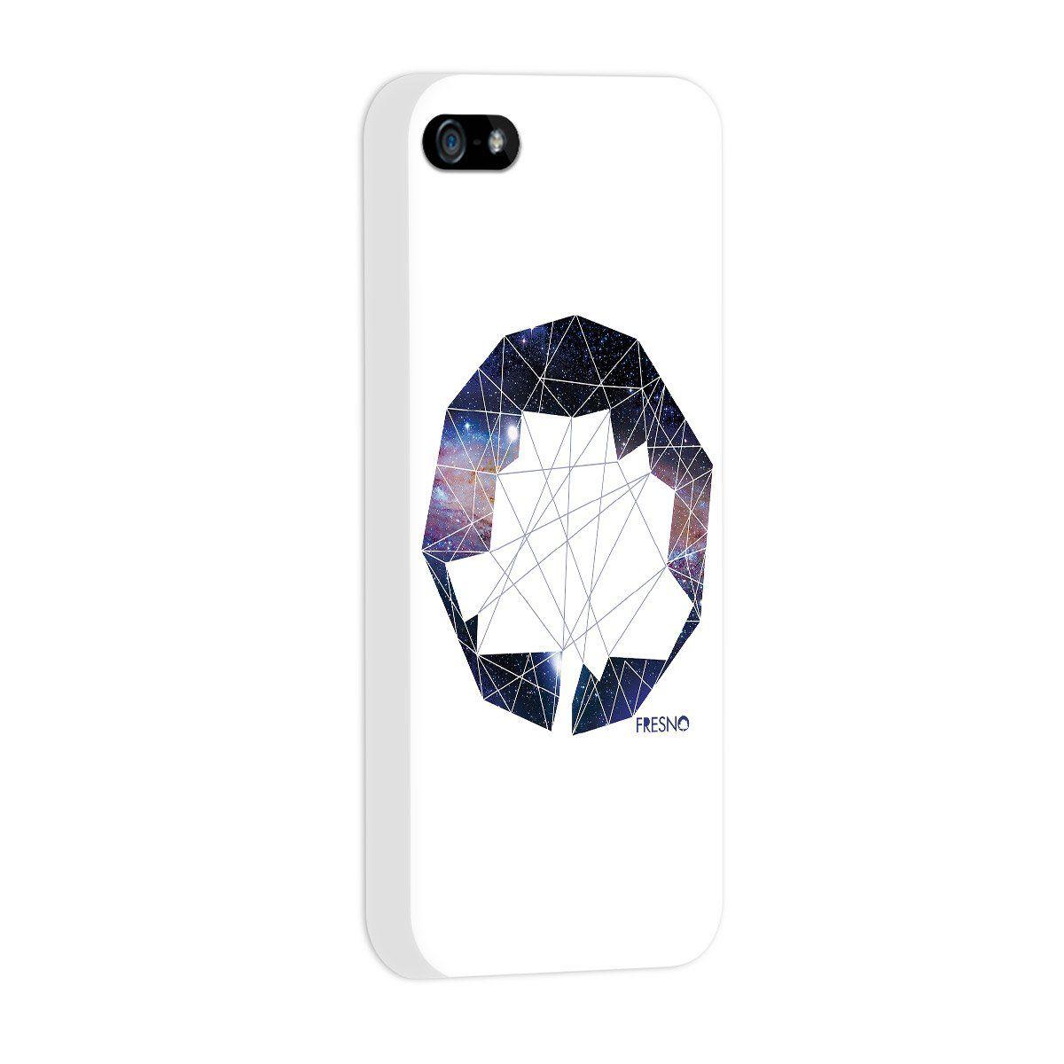 Capa de iPhone 5/5S Fresno - Logo Galáxias