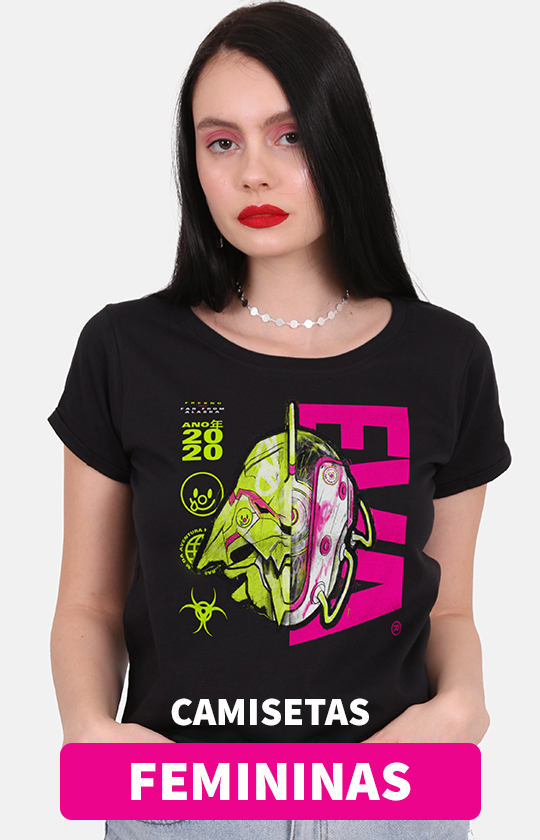 Camiseta EVA Feminina