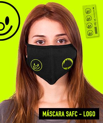 mascara quarentemo