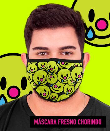 Mascara Fresno Chorindo