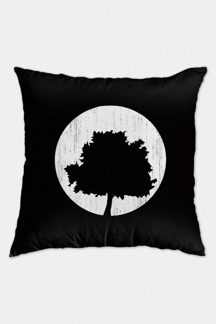 Almofada Fresno Logo Árvore