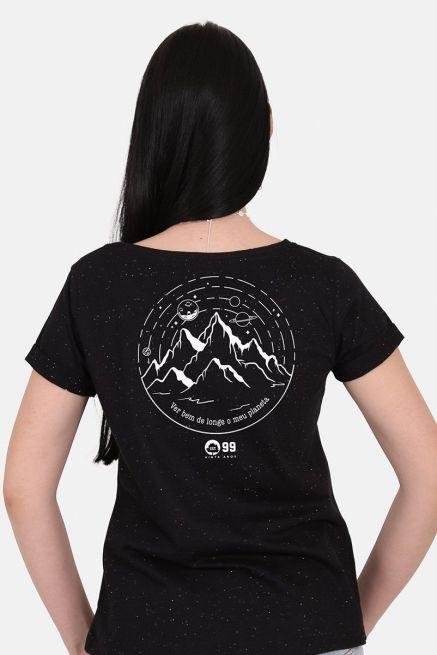 Camiseta Feminina Fresno 20 Anos Infinito