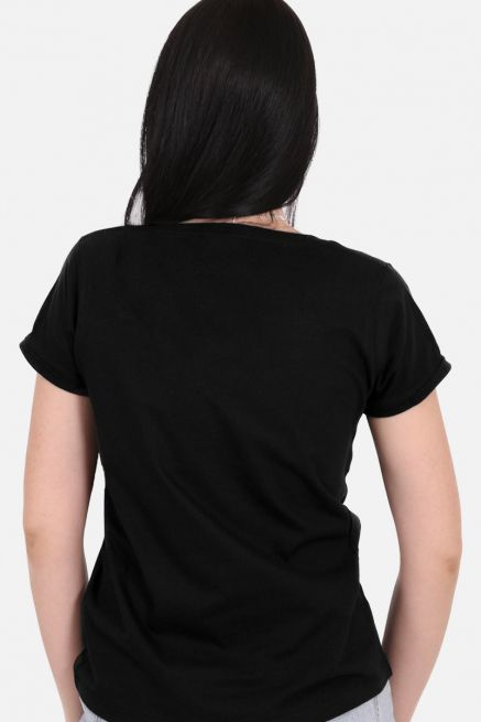 Camiseta Feminina Fresno Cortinas de Fumaça