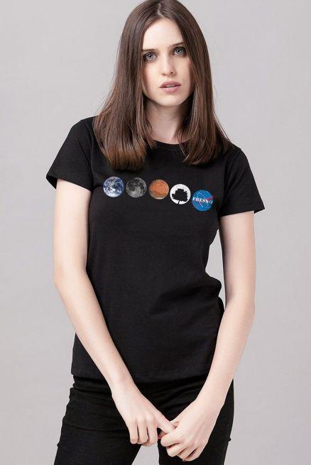 Camiseta Feminina Fresno Explorer