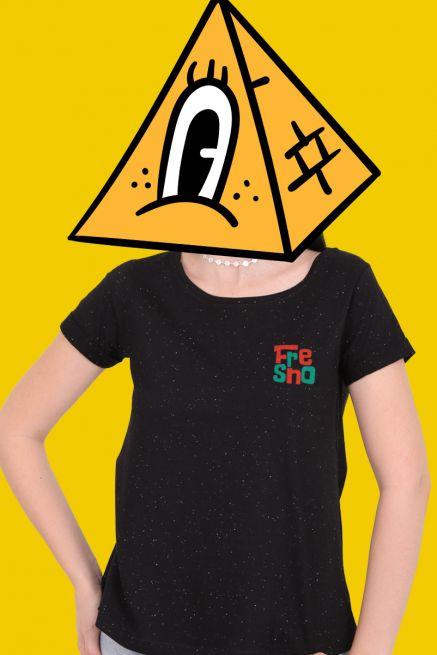 Camiseta Feminina Fresno Festival de Música Ícones