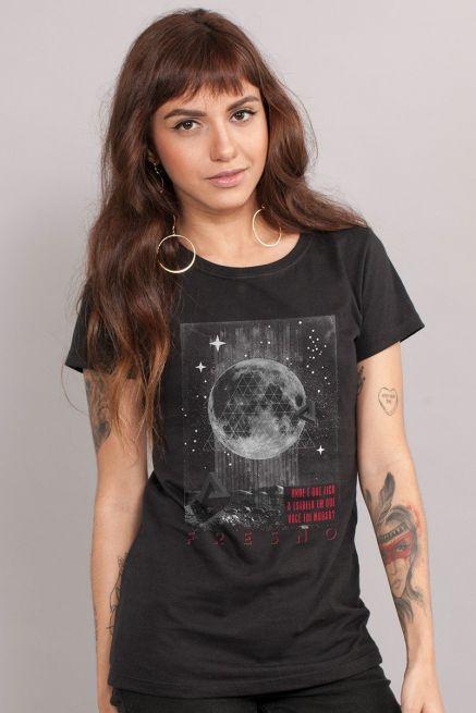Camiseta Feminina Fresno Lua Eterna